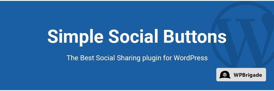Simple-Social-Buttons-WordPress-Plugins-List
