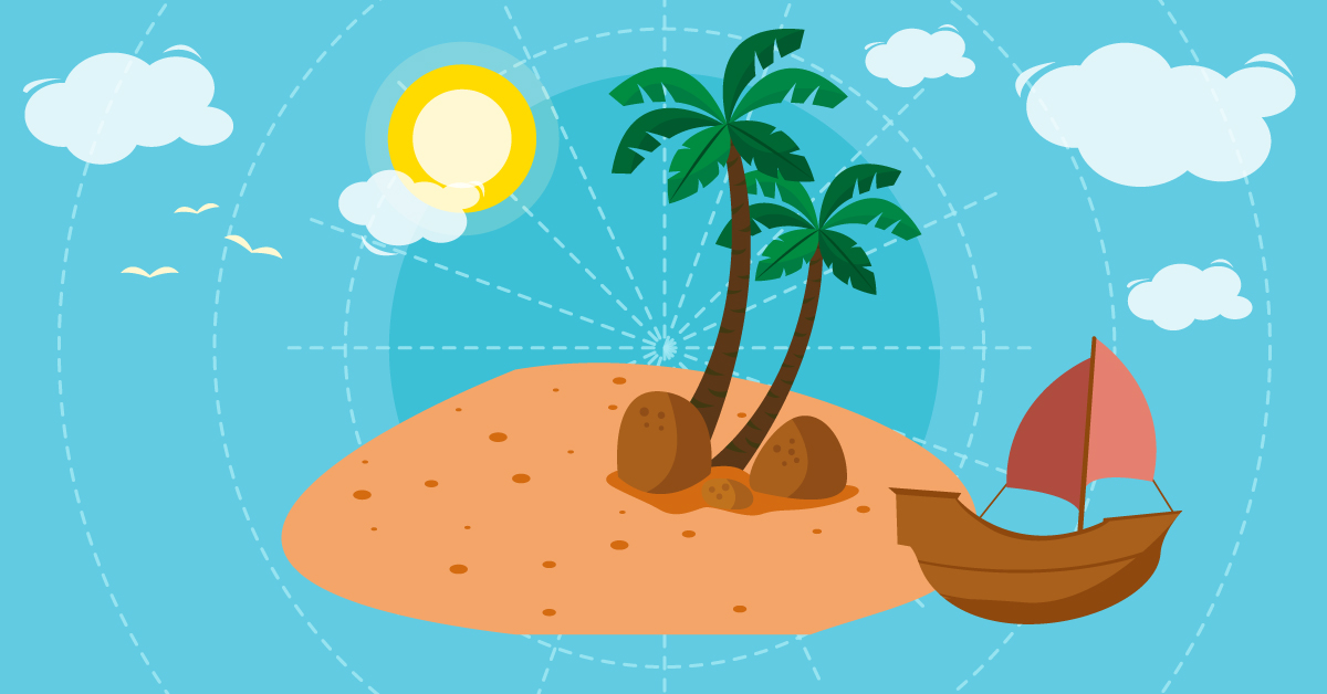 Sales Strategy: The Boat and The Island - ResponseSuite Blog