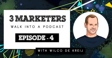 Wilco de Kreij 3 Marketers Podcast