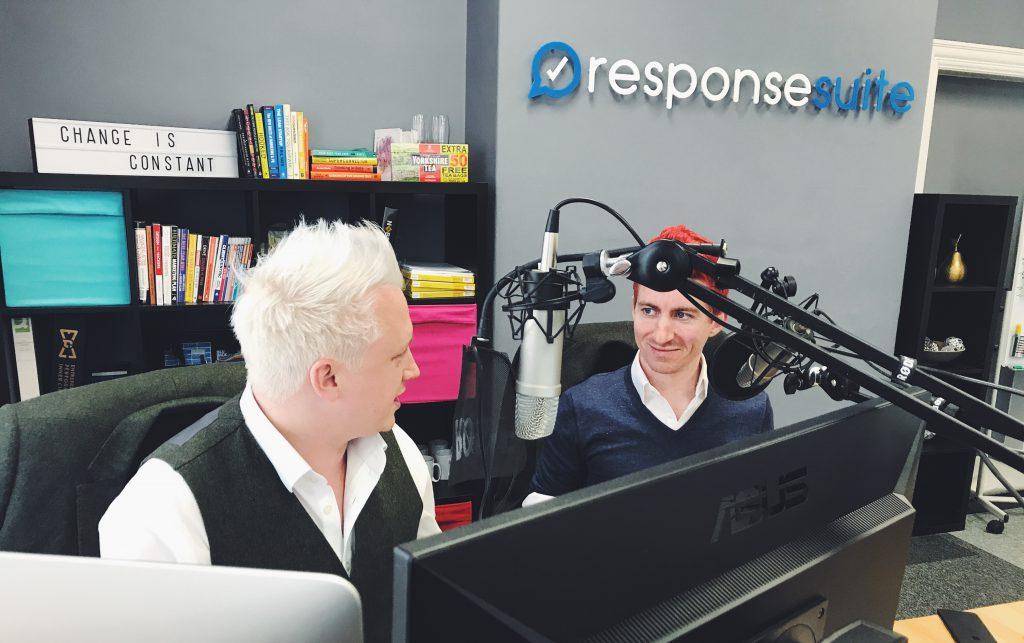 Dean DeLisle 3 marketers Podcast