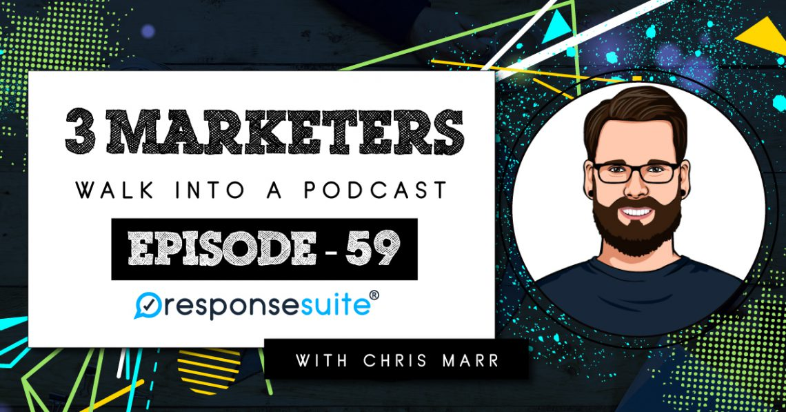 Chris Marr Content Marketing Podcast