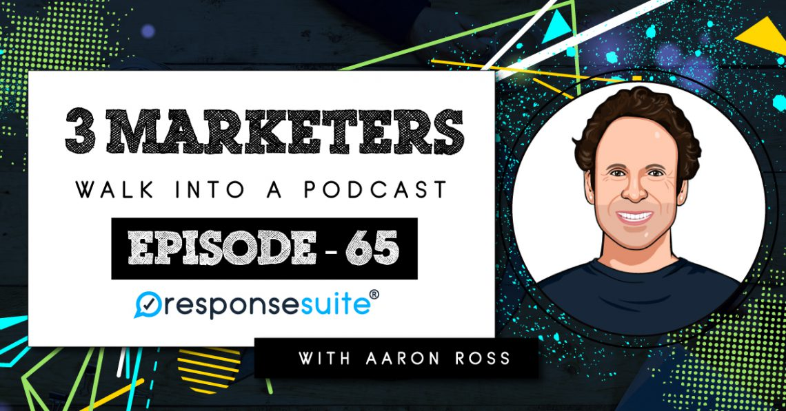 AARON ROSS PODCAST