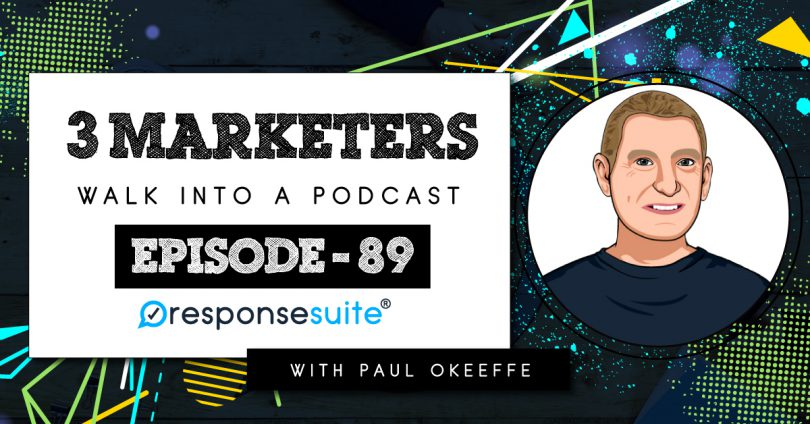 PAUL O'KEEFFE AFFILIATE MARKETING